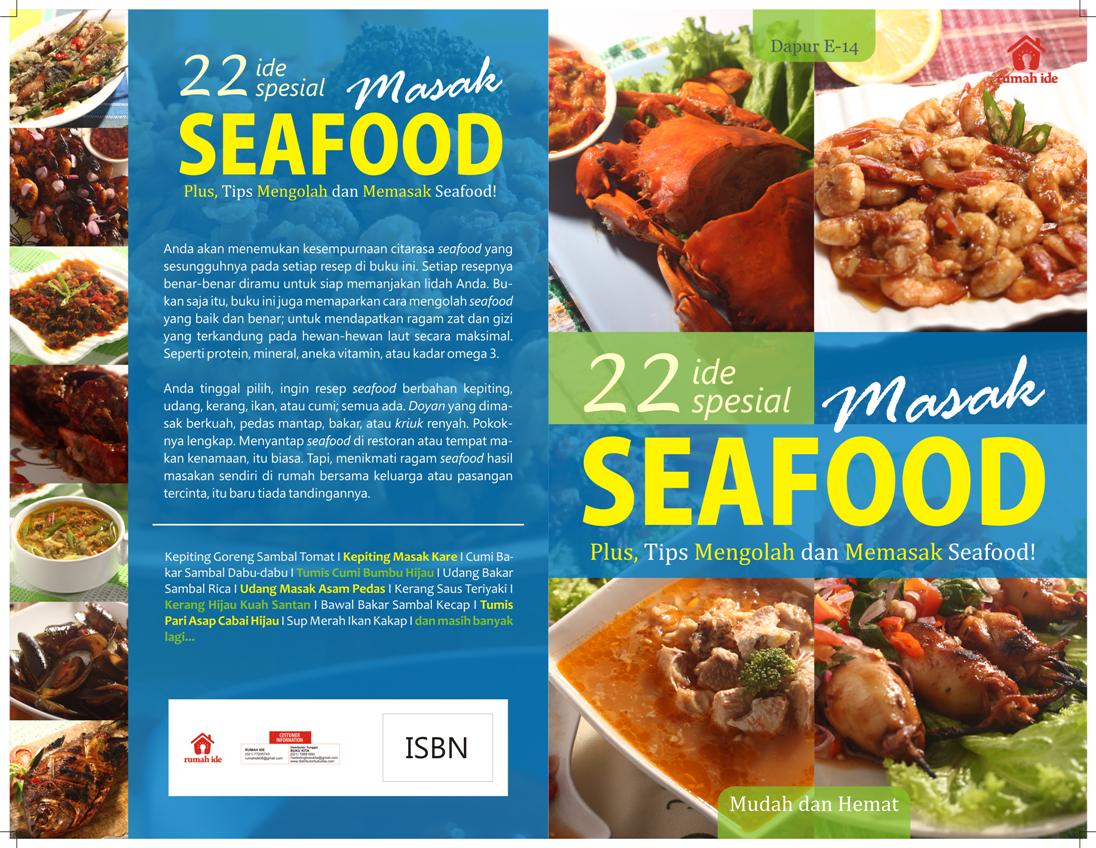 Contoh Gambar Dan Kalimat Pada Brosur Kuliner Kata Estetika