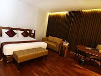 Horizon Ultima Hotel Malang - Deluxe Room - Salika Travel