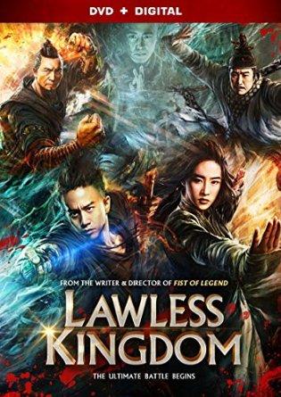 Lawless Kingdom [2013] [DVDR] [NTSC] [Subtitulado]