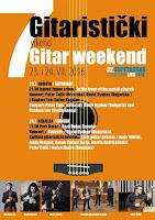 7. Gitaristički vikend, Supetar slike otok Brač Online