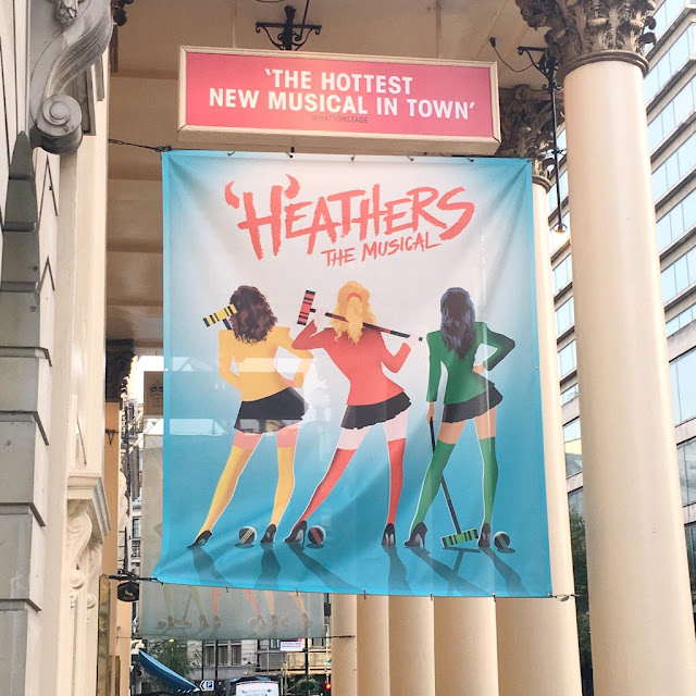 Heathers the Musical at the Theatre Royal Haymarket