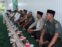 """""""Mulawarman Peduli"""" Anggota Koramil 0910-03/Malinau Kota Hadiri Safari Ramadhan 1440H/2019M"""