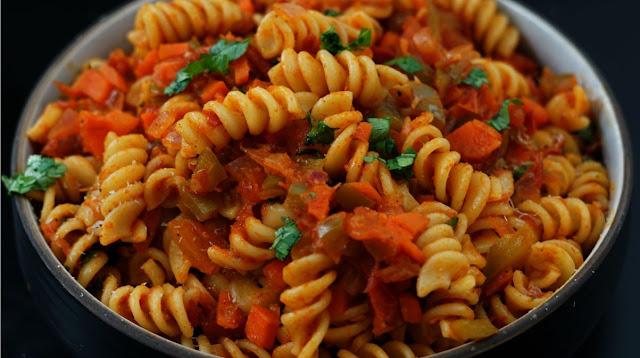 Pasta Recipe Pasta Recipe Indian Style Steffi S Recipes
