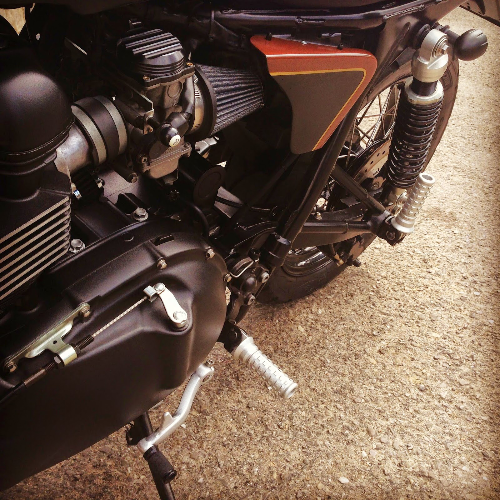 For Motorcycle fans: Triumph
