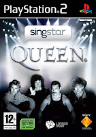 SingStar Queen (PS2) 2009