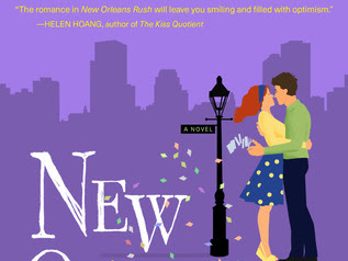 A Heroine Full Of Quirks Meets A Grumpy Magician: New Orleans Rush by Kelly Siskind