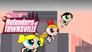 The Powerpuff girls: Defenders of Townsville MOD Apk - Free Download Android Game