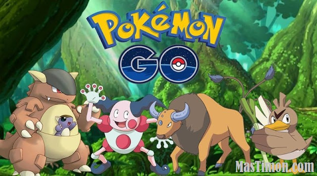 Cara lengkap Update Pokemon Go terbaru supaya Optimalkan Pokemon Go Plus