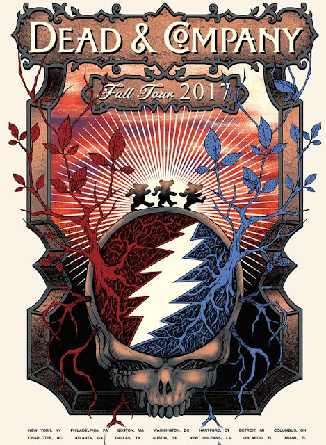 the curtain with dead company 2017 11 14 madison