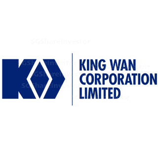 KING WAN CORPORATION LIMITED (554.SI) @ SG investors.io