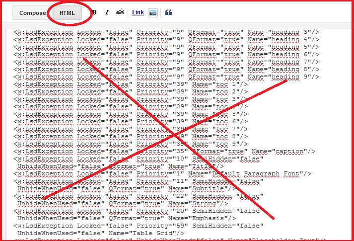 Kesalahan Para Pemilik Blog