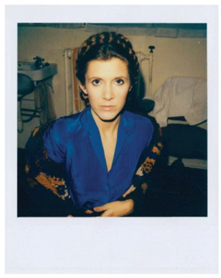 Polaroids From The Set of Star Wars