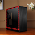 Jonsbo Launches Ribbed UMX5 Mid Tower Case With RGB LEDs