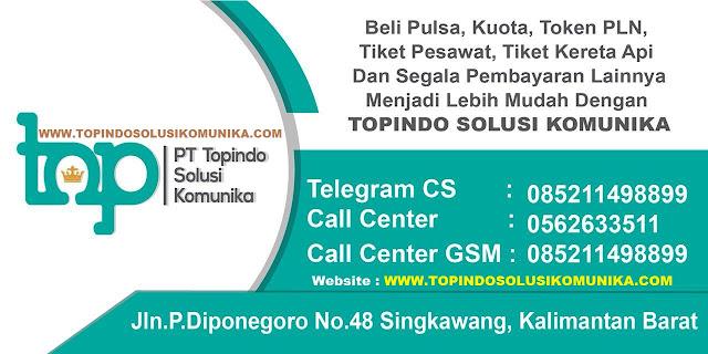 Cara Daftar Top Master Dealer Topindo Solusi Komunika