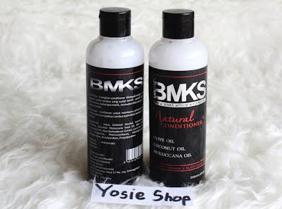 Conditioner BMKS BPOM - Black Magic Kemiri Conditioner