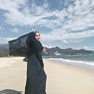 lhoknga beach tourism spots in aceh sumatera indonesia