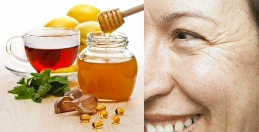 Effective Herbs For Removing Facial Wrinkles