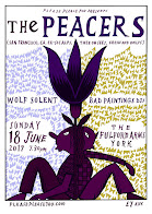 The Peacers + Wolf Solent - York