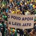 Manifestações em defesa da Lava Jato acontecem neste domingo