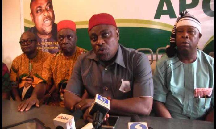 APGA chairman: If Buhari dies, he died because of Nigerians
