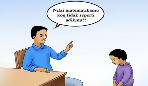 Tips Membiasakan Berbahasa atau Ucapan Positif Kepada Anak