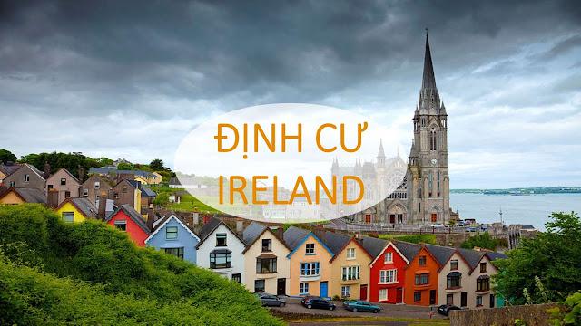 Chính sách nhập cư Ireland
