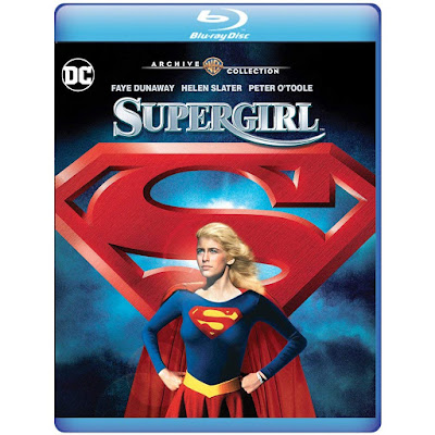Supergirl 1984 Blu Ray
