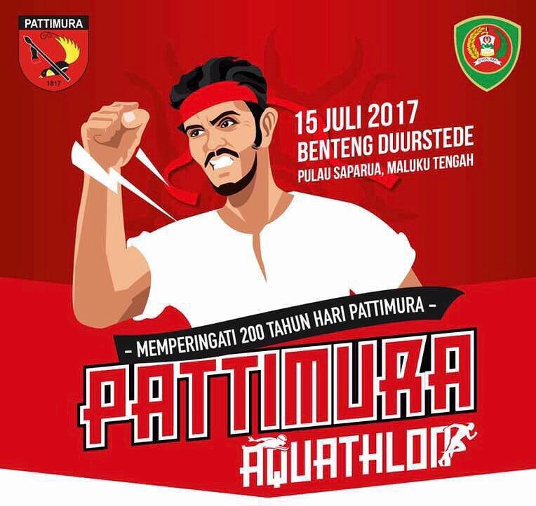 Pattimura Aquathlon • 2017