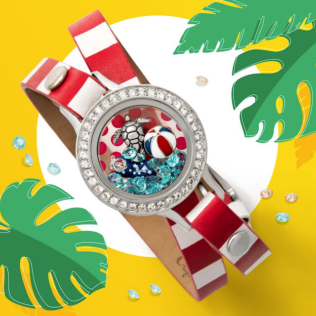 Origami Owl Summer 2017 Collection - Shop it all at StoriedCharms.com