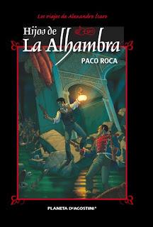 """""""Hijos de La Alhambra"""" - Paco Roca"""