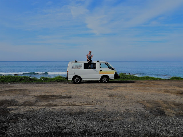 Hippie Camper, Great Ocean Road