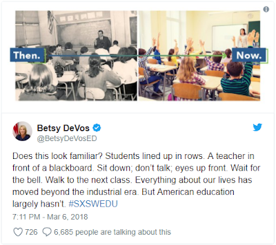 Betsy, We Need to Talk About the Tweets: An Open Letter to Education Secretary, Betsy DeVos