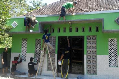 Jaga Masjid, Ansor Gunungpati Rawat Keindahan Masjid dan Kerukunan Jamaah