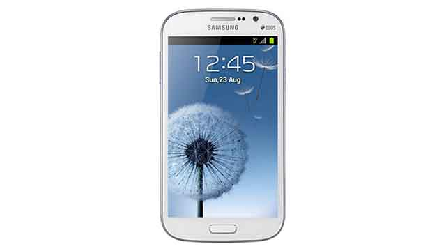rom stock Samsung Galaxy Grand