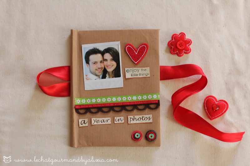 Estremamente Alixia : Come fare un porta foto decorato per San Valentino  PB44