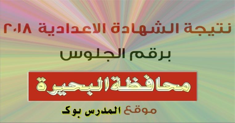 نتائج مديرية التربية والتعليم محافظة البحيرة نتيجة الشهادة
