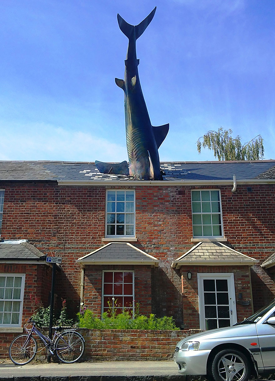 The Shark,Oxford, UK