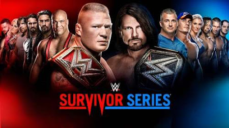 Watch Online English TV Show WWE Survivor Series PPV 19th November 2017 300MB DVDRip 480P Free Download At WorldFree4u.Com