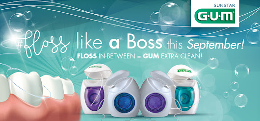 Howse Life: Floss like a boss! - Oral Health Month