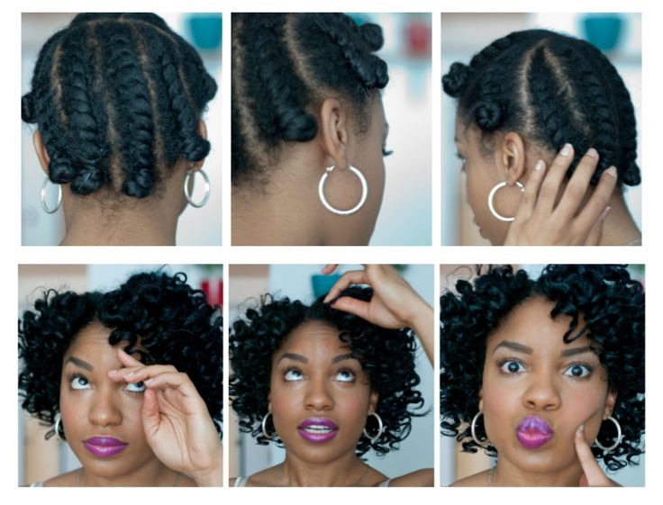 EssenceJA: 20 Awesome Hairstyle For Natural Hairs