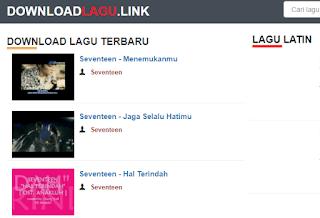 5 Situs Download Lagu Mp3 Terupdate dan Terbaik