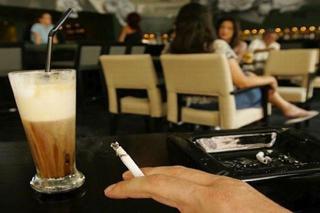 Θα καπνίζουμε με την ώρα. Θα πληρώνουμε πρόστιμα με τη 'σέσουλα' ακόμη και για τα ηλεκτρονικά τσιγάρα