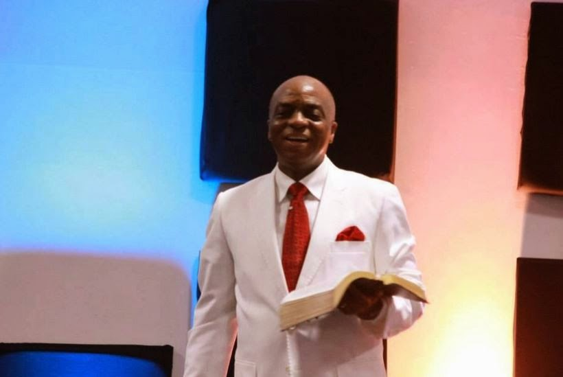 Unveiling the Power of Expectation By Bishop David Oyedepo