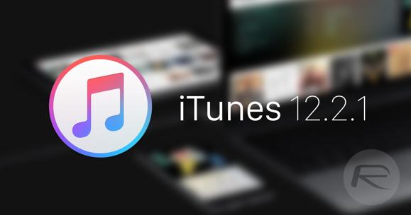 iTunes 12 2 1 direct link download (offline install) - iOS