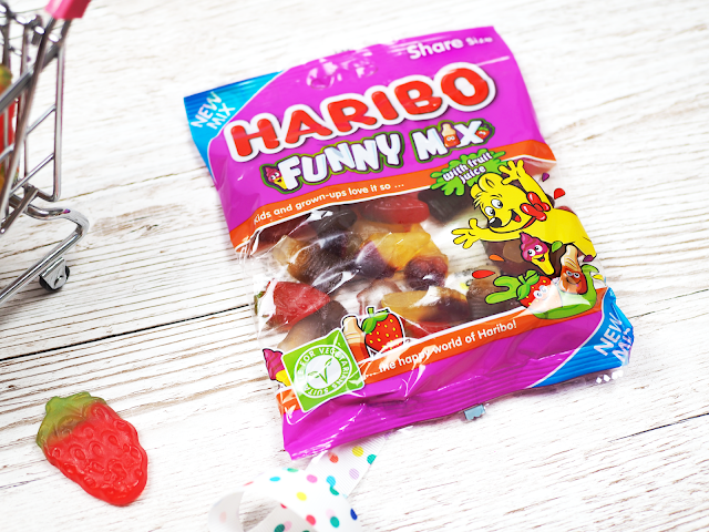 Vegetarian Haribo Funny Mix