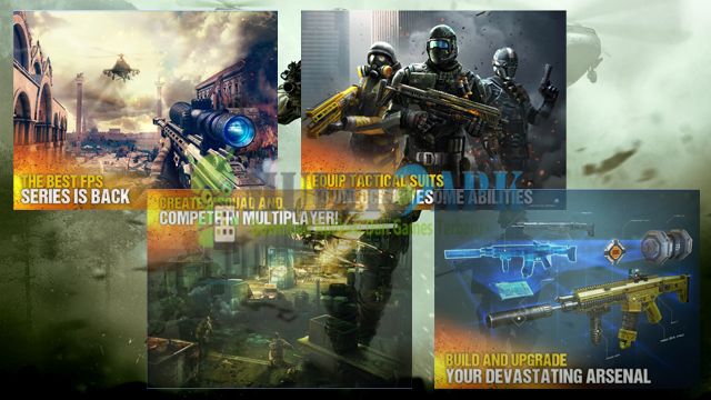 Game Action Modern Combat 5 Blackout Versi 1.9.0i Apk Data Mod Money Terbaru Android