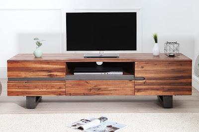 moderný nábytok Reaction, nábytok z masívu, nábytok z masívu a kovu