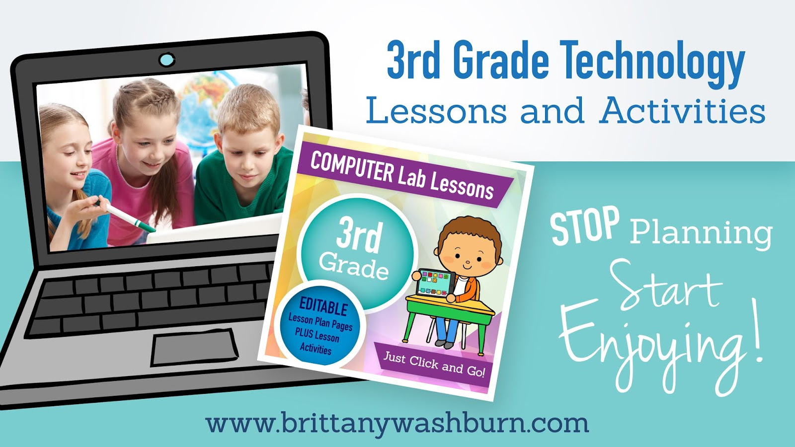 Technology Teaching Resources With Brittany Washburn 3rd