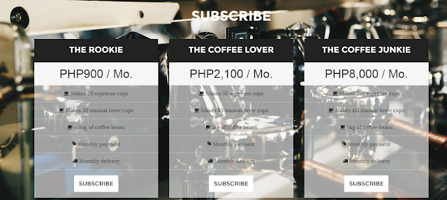 Freshly-Roasted Coffee Beans Philippines - YKW Price List