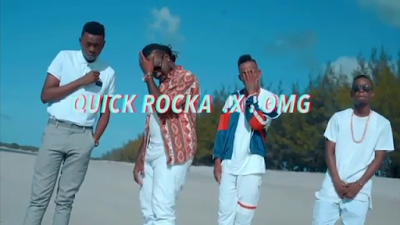 DOWNLOAD VIDEO: Quick Rocka ft. X OMG - Watasema | Mp4